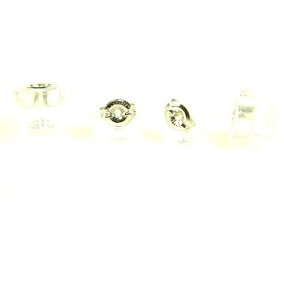 K18WGホワイトゴールド ダブルロックフィットピアスキャッチ ダブルロックフィット式 ご注文数量1で2ペア分4個販売 18金 ホワイトゴールド