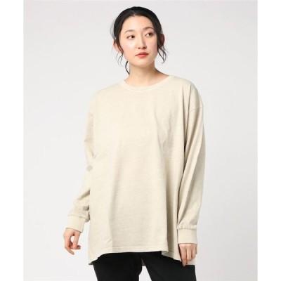 tシャツ Tシャツ WEST CLIMB/ピグメントビッグロンT