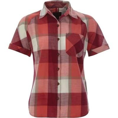 ロイヤルロビンズ レディース シャツ トップス Royal Robbins Women's Dixie Plaid SS Shirt