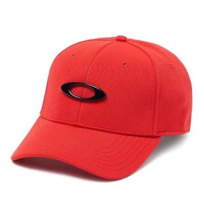 オークリー 帽子 アクセサリー メンズ Oakley Men's Tincan Golf Hat Red/Black