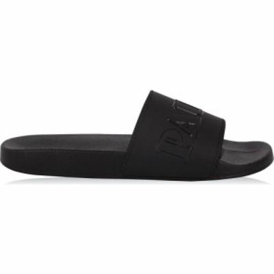 ポール シャーク PAUL AND SHARK メンズ サンダル シューズ・靴 martello sliders Black