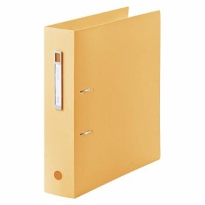 リヒトラブ AZファイル A4 オレンジ F-7687-4【返品・交換・キャンセル不可】【イージャパンモール】