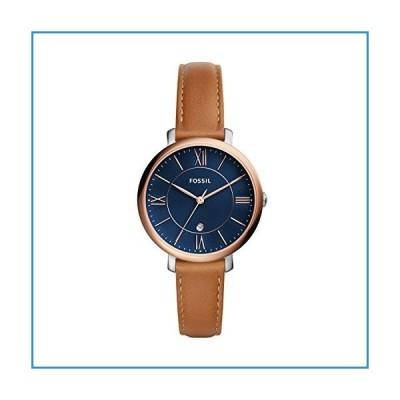 新品フォッシル(FOSSIL) レディース 時計 JACQUELINE(ジャクリーン) 【型番:ES4274】【ブルー×ブラウン/