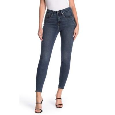 グッドアメリカン レディース デニムパンツ ボトムス Good Legs Cropped Skinny Jeans BLUE601