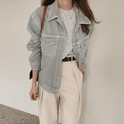 レディース ジャケット Jenny cotton jacket