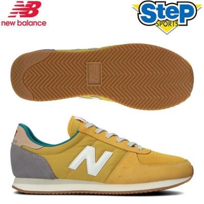 ニューバランス シューズ U220 DD2 ワイズ:D イエロー(YELLOW)new balance スニーカー メンズ レディース 靴 黄色 U220-DD2 NB 20FW cat-ls-sn