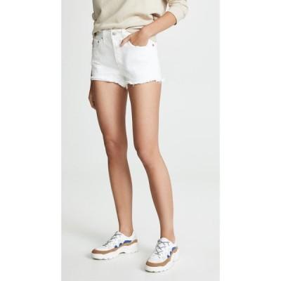 リーバイス Levi's レディース ショートパンツ ボトムス・パンツ 501 Shorts Pearly White