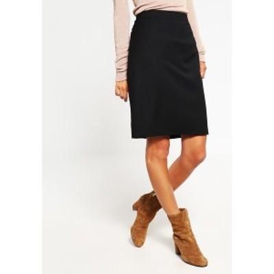 フィリッパコー レディース スカート ボトムス COOL - A-line skirt - black black