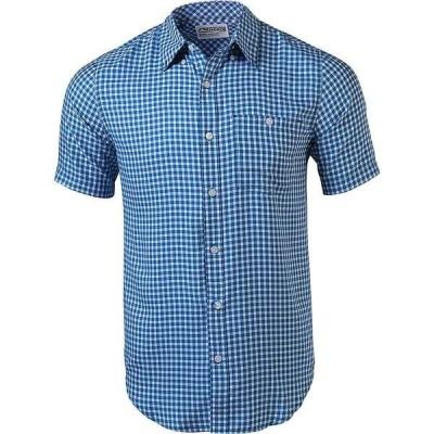 マウンテンカーキス メンズ シャツ トップス Mountain Khakis Men's Passport EC SS Shirt