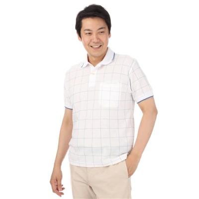 ポロシャツ【ウインドペーン】