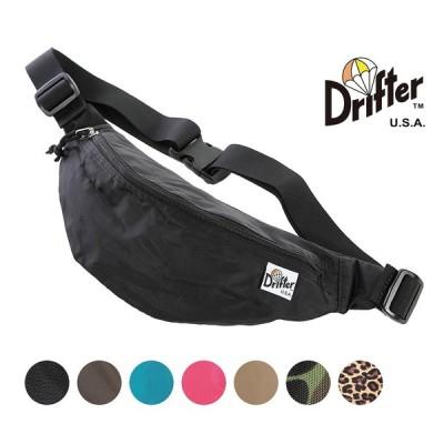 ドリフター Drifter パルマ ウエストパック ボディバッグ ウェストバッグ ウェストパック ワンショルダー バッグ DFV1540/通勤/通学