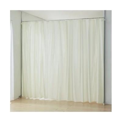 突っ張り伸縮間仕切り&目隠しカーテン 間仕切り・パーテーション, Partitions(ニッセン、nissen)