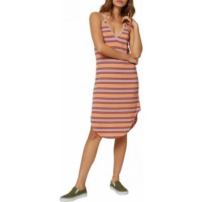 オニール O'Neill レディース ワンピース ワンピース・ドレス Solara Dress Pale Mauve
