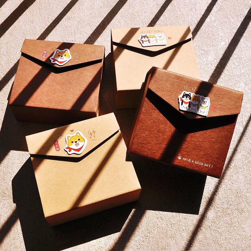 柴之助 / 小型立體貼禮物盒