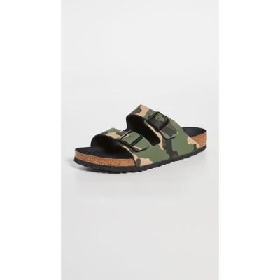 ビルケンシュトック Birkenstock メンズ サンダル シューズ・靴 arizona sandals Camo Biege