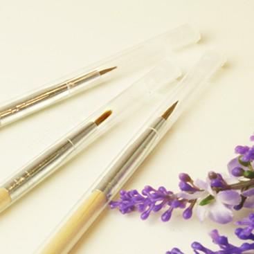 ArtLife 藝術生活 DIY 數字油畫  彩繪 HK302 小畫筆 三支一組 現貨