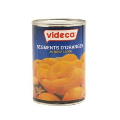 スペイン産 オレンジ缶詰 オレンジセグメント 4号缶(常温)