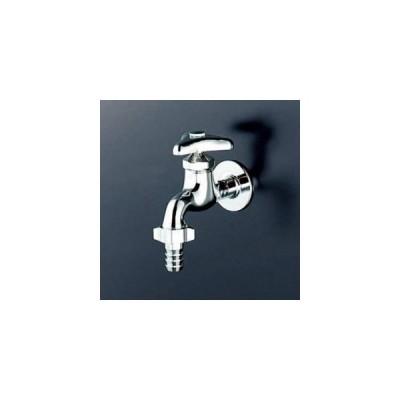 【K4J-20】 《KJK》 KVK カップリング付横水栓20 ωζ0