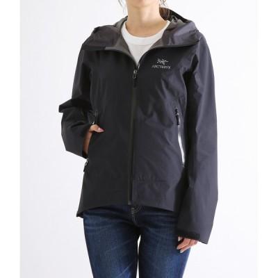 ARC'TERYX / アークテリクス : 【レディース】Zeta SL Jacket Women's -Black- :L07130000