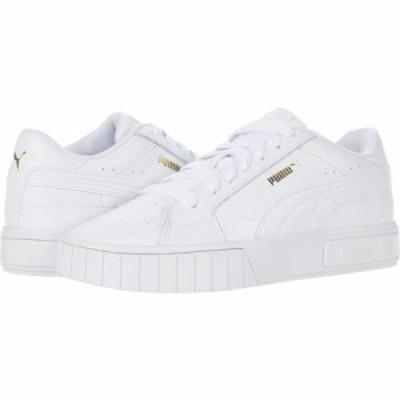 プーマ PUMA レディース スニーカー シューズ・靴 Cali Star Puma White/Puma White