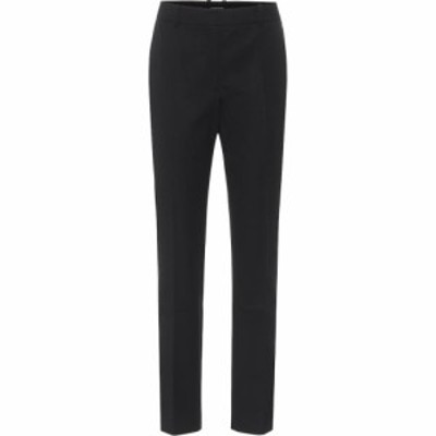 ジョゼフ Joseph レディース ボトムス・パンツ Coleman mid-rise gabardine pants Black