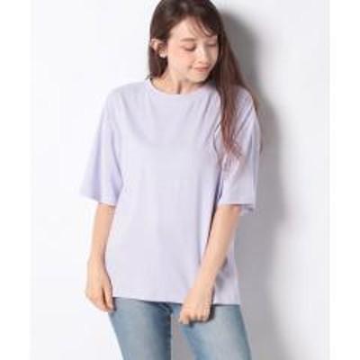 グリーンパークス4段ロゴTシャツ