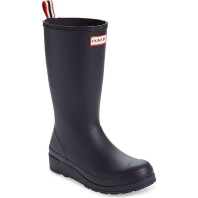 ハンター HUNTER レディース レインシューズ・長靴 シューズ・靴 Original Play Tall Waterproof Rain Boot Kombu