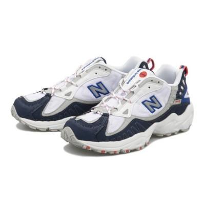 New Balance ニューバランス ML703BE(D) WHITE/NAVY(BE)