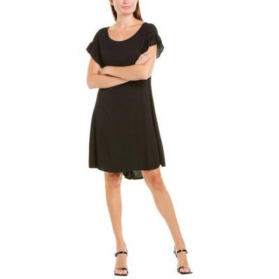 ティアナビー ワンピース トップス レディース Tiana B Trapeze Hem Shift Dress black