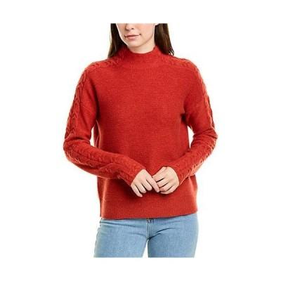 レディース ファッション  Forte Cashmere Mixed Rib Cashmere Sweater