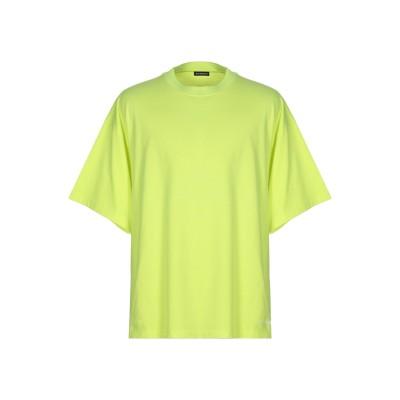 バレンシアガ BALENCIAGA T シャツ イエロー XXS コットン 100% T シャツ