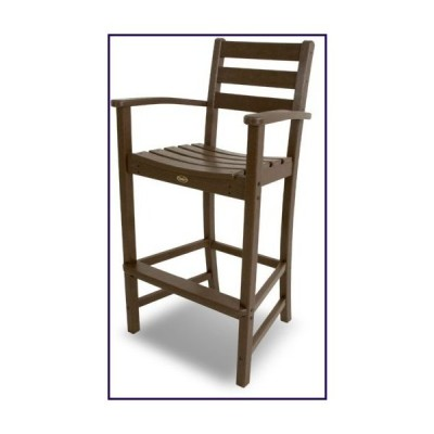 Trex Outdoor Furniture Monterey Bay Bar Arm Chair ,Vintage Lantern【並行輸入品】