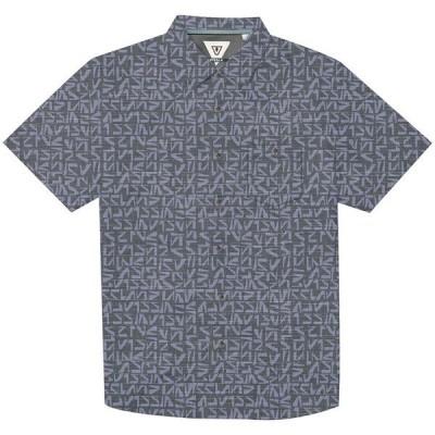 ヴィスラ メンズ シャツ トップス Vissla Primitive Short-Sleeve Shirt