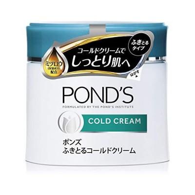 ユニリーバ・ジャパン ポンズ ふきとるコールドクリーム 270g 無着色(クレンジングクリーム)×24点セット (4902111727387)