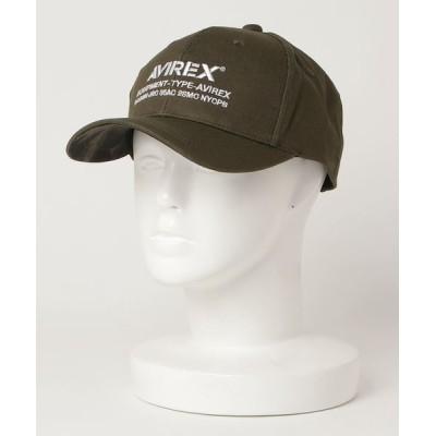 TopIsm / ナンバリング ロゴ フルキャップ MEN 帽子 > キャップ