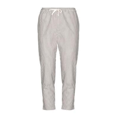 KAOS JEANS パンツ 鉛色 42 ポリエステル 80% / ナイロン 14% / レーヨン 4% / ポリウレタン 2% パンツ