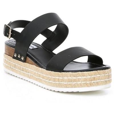 スティーブ マデン レディース サンダル シューズ Catia Espadrille Flatform Sandals