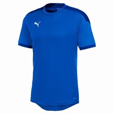 PUMA(プーマ) teamFINAL21 Training Jersey Tシャツ 656977-02 メンズ