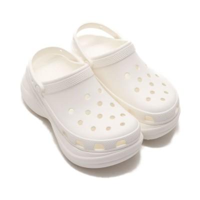 クロックス crocs crocs classic bae clog w (WHITE)