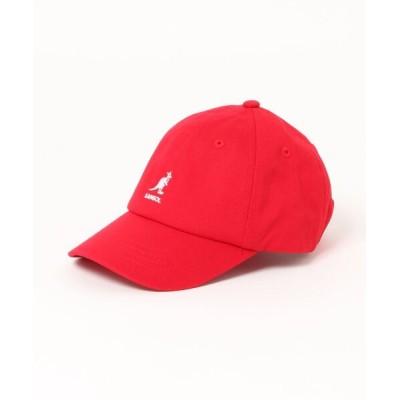 A BAG OF CHIPS / KANGOL/カンゴール Kids Washed Baseball キャップ KIDS 帽子 > キャップ