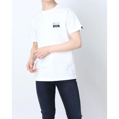 ビラボン BILLABONG BILLABONG/ビラボン 半袖Tシャツ BB011-238 (ホワイト系その他)