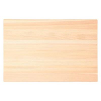 無印良品 ひのき調理板・薄型・大 約幅36×奥行24×厚さ1.5cm 15254392 良品計画