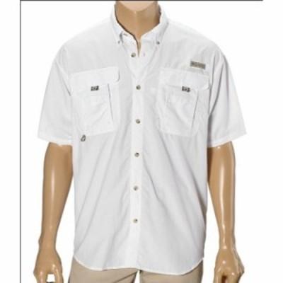 コロンビア Columbia メンズ 半袖シャツ トップス Bahama(TM) II Short Sleeve Shirt White