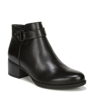 ナチュライザー レディース ブーツ・レインブーツ シューズ Drewe Leather Block Heel Booties