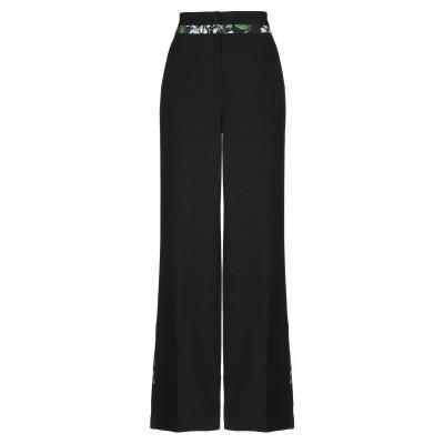 ブルマリン BLUMARINE パンツ ブラック 42 ポリエステル 88% / ポリウレタン 12% / レーヨン パンツ
