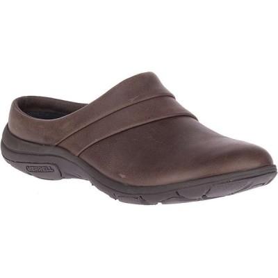 メレル Merrell レディース サンダル・ミュール シューズ・靴 Dassie Stitch Slide Espresso
