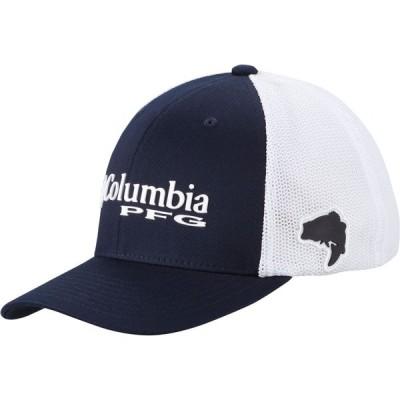 コロンビア Columbia メンズ 帽子 PFG Mesh Ball Cap Collegiate Navy