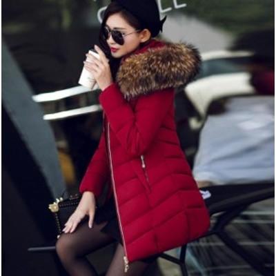 着痩せ ダウンジャケット アウター ダウンコート レディース フード付き 防寒 保温 ショートコート 暖かい 学生 厚手 大きいサイズ