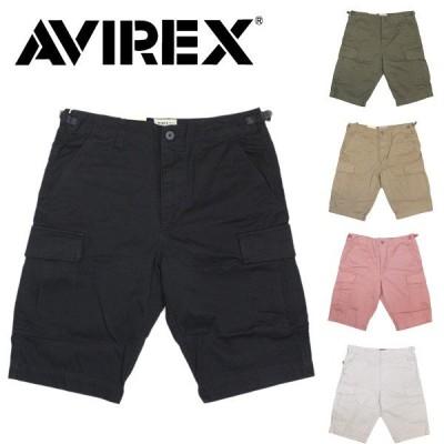 AVIREX (アヴィレックス) FATIGUE SHORTS ファティーグ ショーツ 全5色