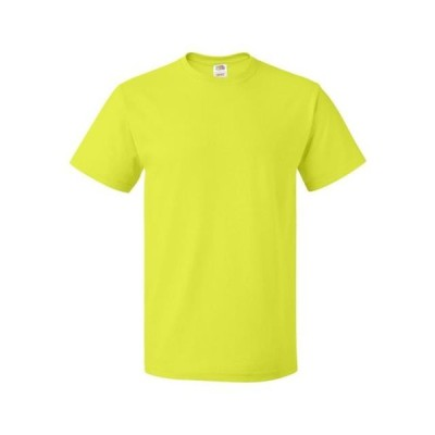 ユニセックス 衣類 トップス Fruit of the Loom T-Shirts HD Cotton Short Sleeve T-Shirt 3930R グラフィックティー